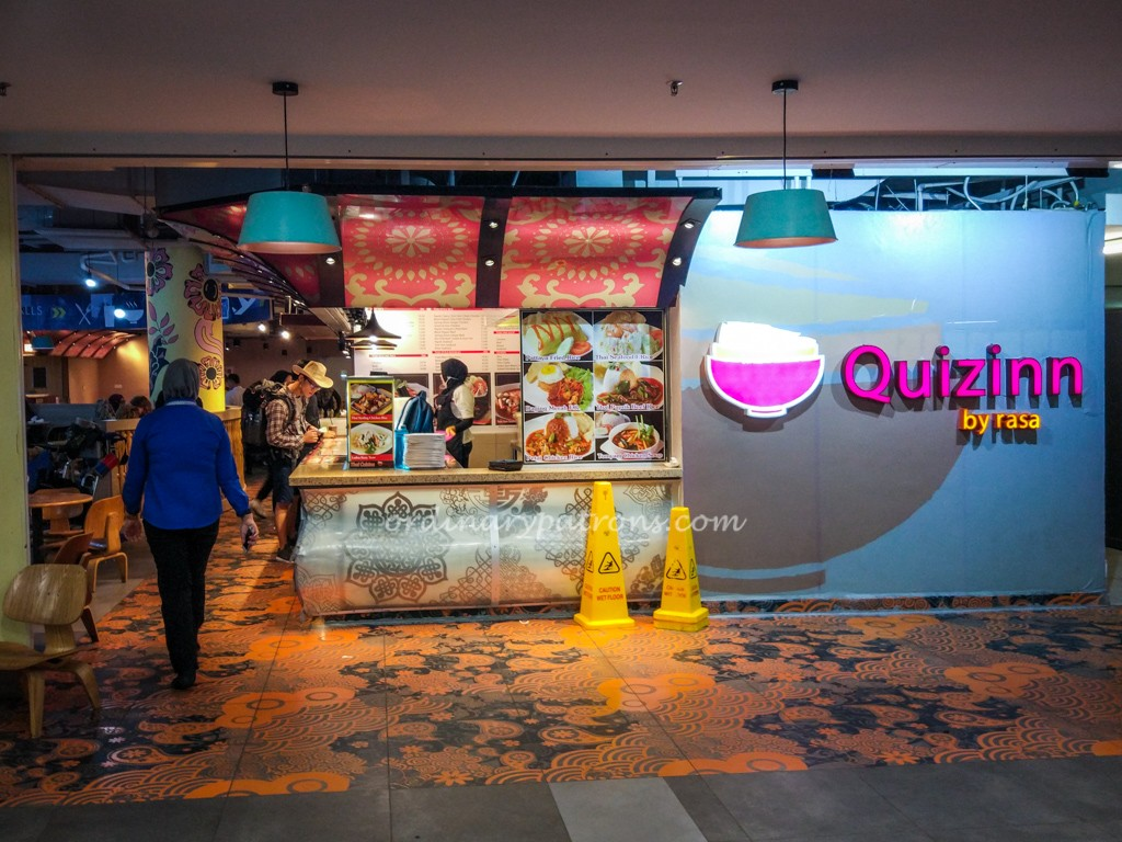 Quizinn by RASA Food Court at klia2