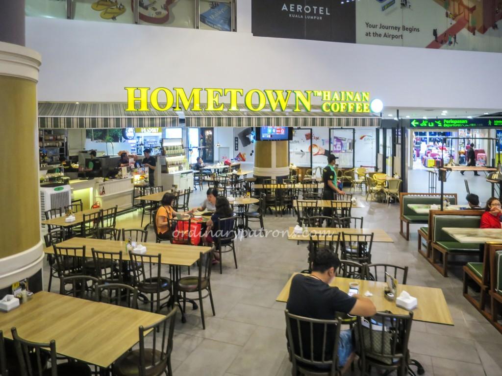 Hometown Hainan Coffee klia2