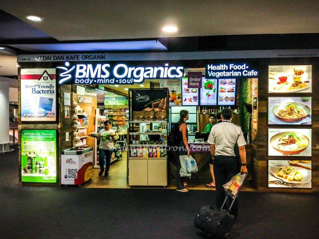 BMS ORGANICS CAFE L2M-19