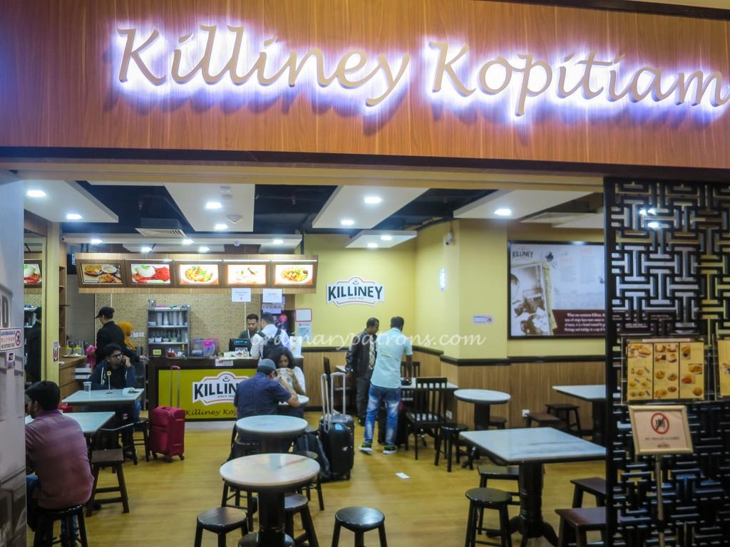 KLIA2 Killiney Kopitiam