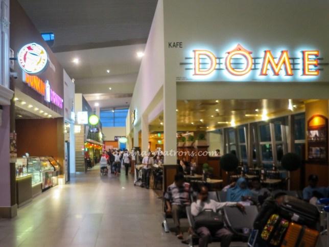 Kafe Dome Kuala Lumpur
