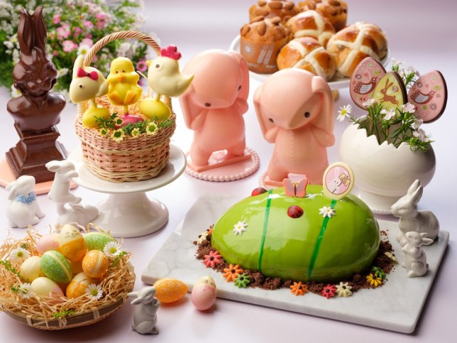Pan Pacific Easter Goodies - Easter brunch and buffet