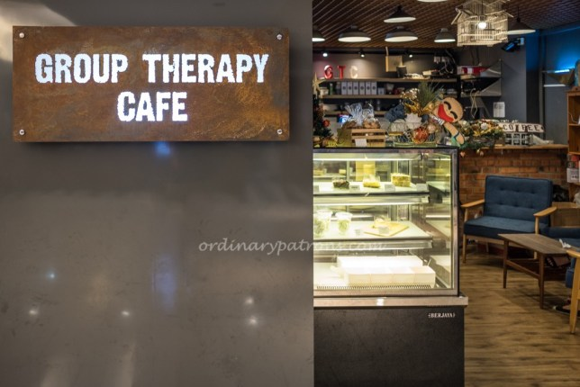 Katong V Group Therapy Cafe