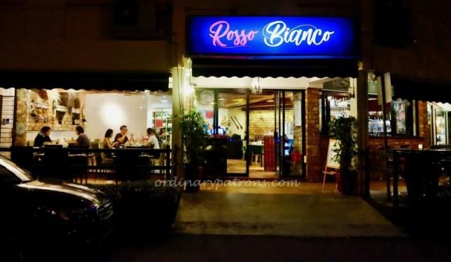 Rosso Bianco Italian Restaurant