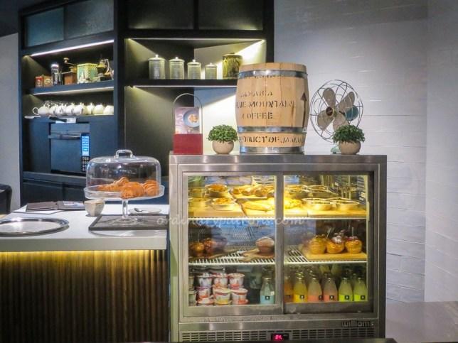 The Stamford Brasserie Grab & Go Raffles City