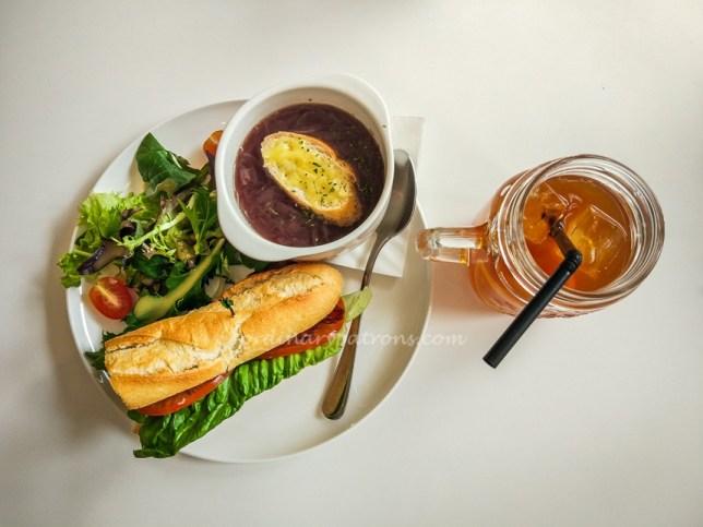 Set Lunch @f Whisk Cafe