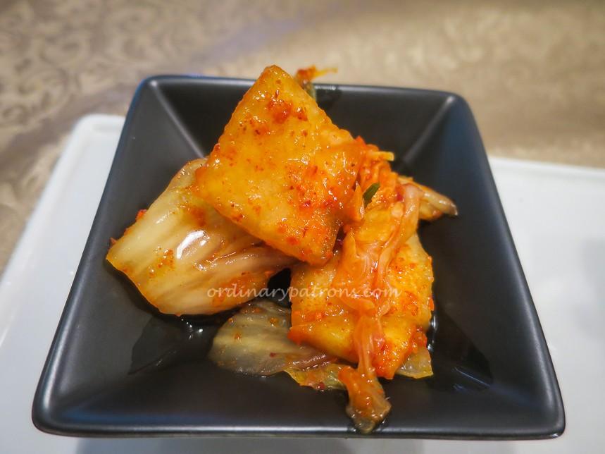Han Bing Cafe Kimchi
