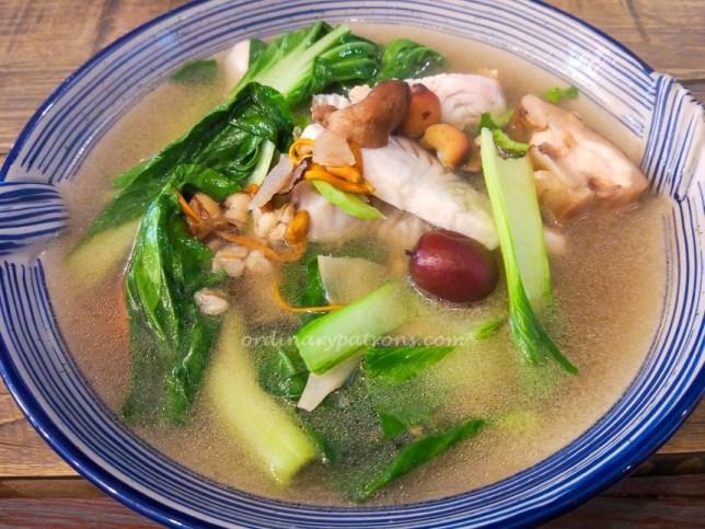 ETL x Quantum Food Lab Fish Soup