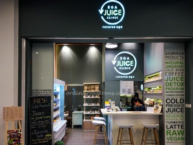 EGA Juice Clinic