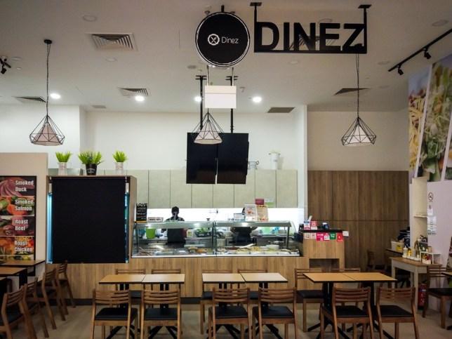 Dinez at Marina One