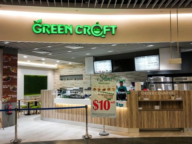Eat at The Heart Marina One - Green Croft
