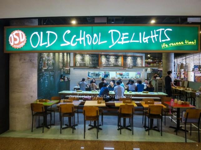 Old School Delights Esplanade