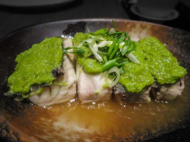 Yellow Pot Restaurant Fish
