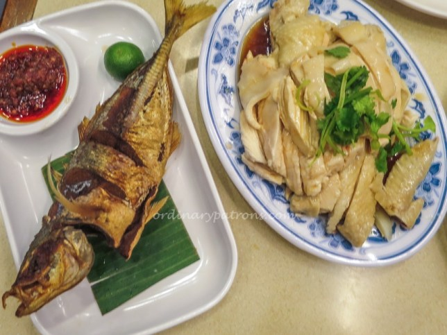 Pow Sing Restaurant Fish