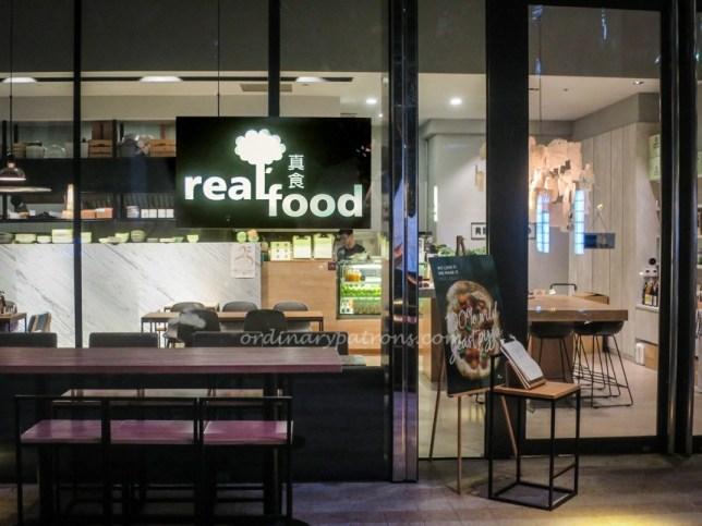 Real Food at South Beach