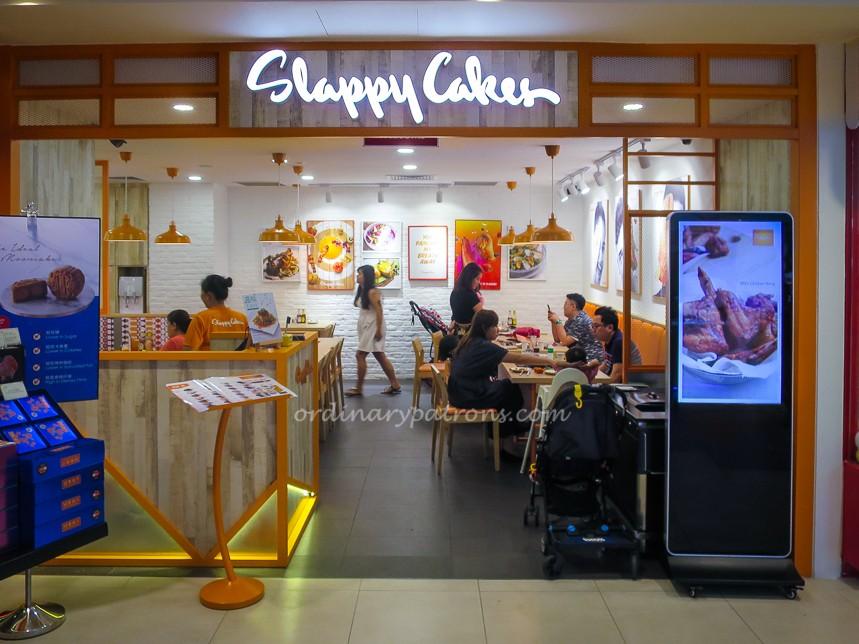Slappy Cakes Plaza Singapura