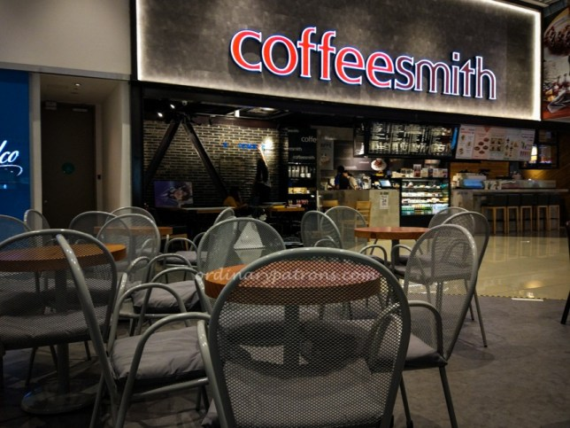 Coffeesmith in Suntec City
