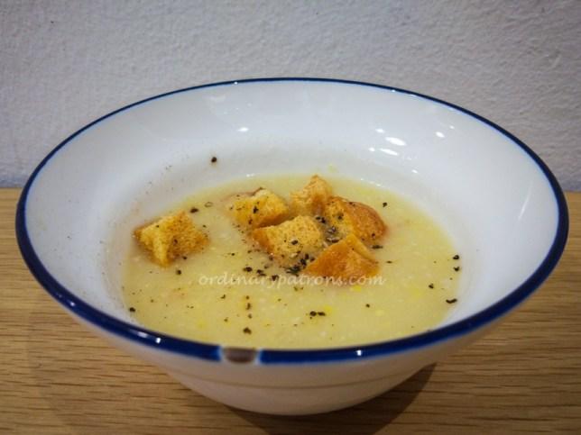 Grids & Circles Soup