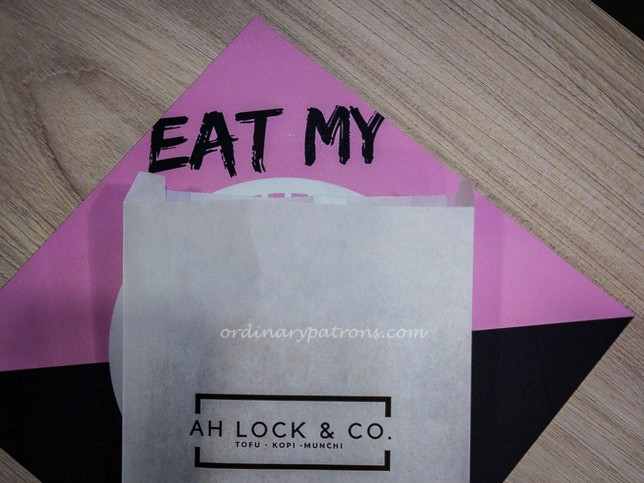 Ah Lock & Co Eat My Tofu
