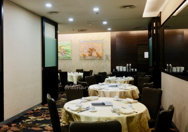 Jade Palace Seafood Restaurant, Forum Shopping Mall