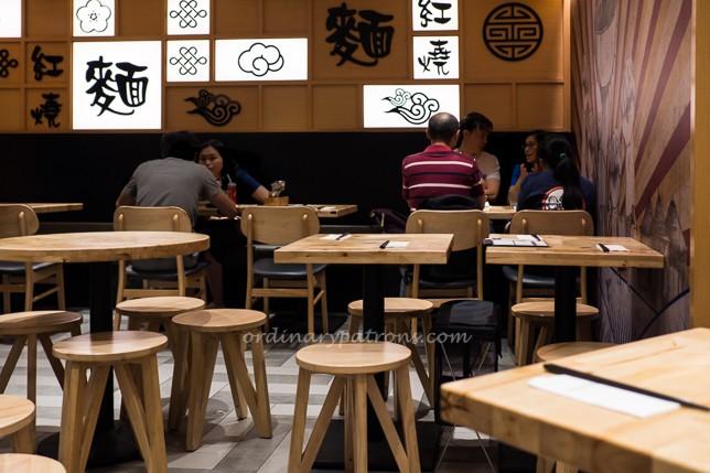 LeNu Chef Wai's Noodle Bar at Bugis Junction