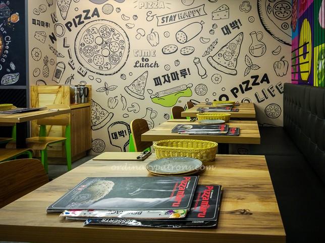 Pizza Maru Bugis+