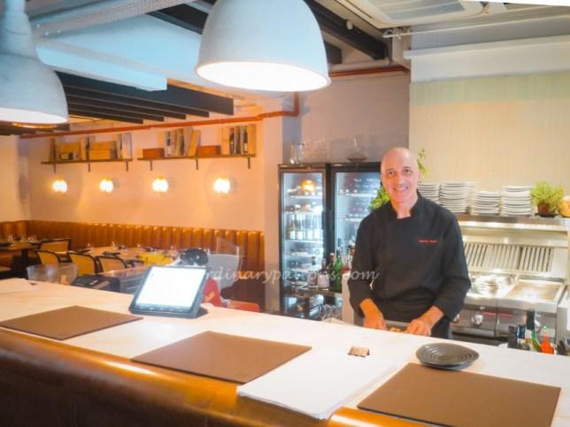 Chef Gabriel Fratini Solo Ristorante