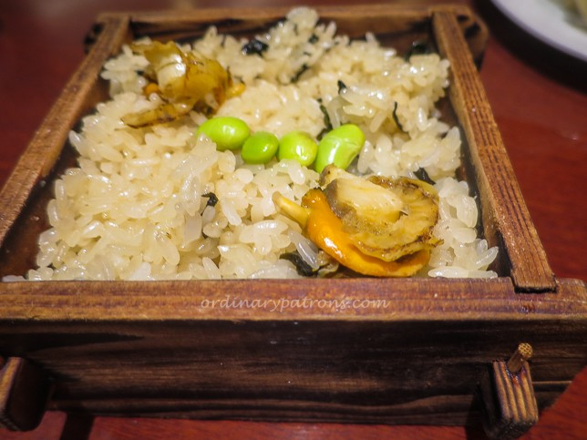 Yonehachi - Okowa or Sticky Rice