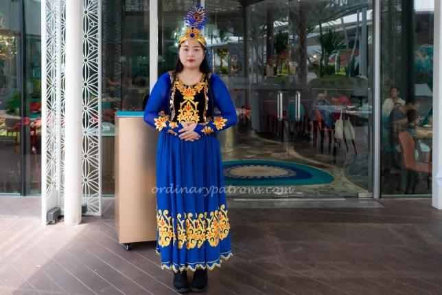 Alijiang Silk Road Cuisine Vivo City 阿里疆
