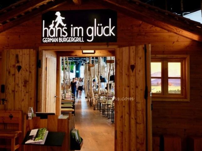 Hans Im Gluck VivoCity