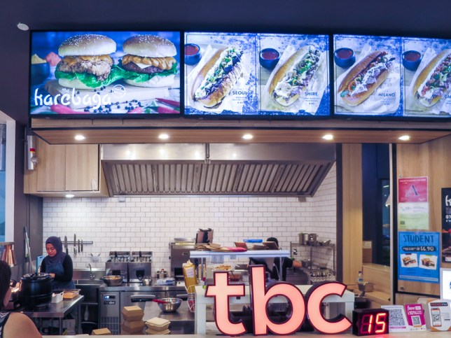 TBC - Toko Burgers and Cheesesteaks