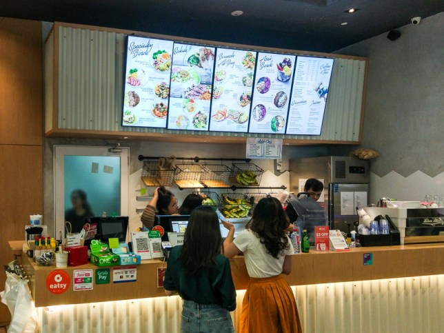 Haakon Superfoods at One Raffles Place