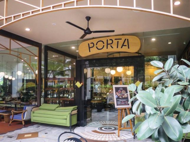 Porta in Park Hotel