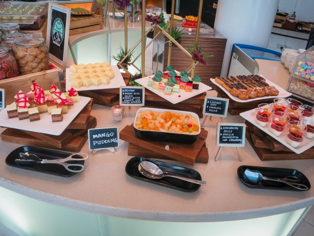 Saltwater Cafe in Changi Village Hotel | The Ordinary Patrons