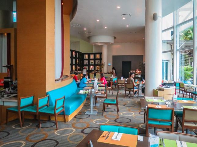 Singapore restaurants for Ramadan dining - Saltwater Cafe