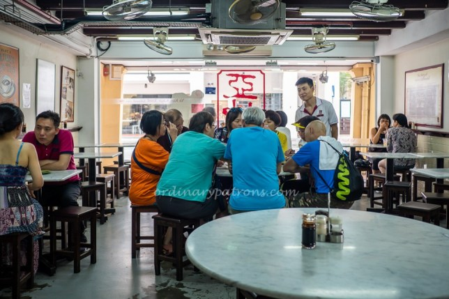 list of places for breakfast in Singapore