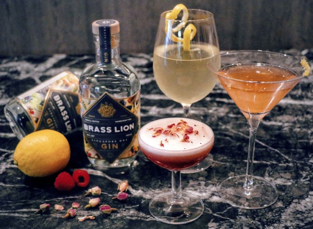 Oakwood Premier OUE Celebrates World Gin Day with Staycation Package