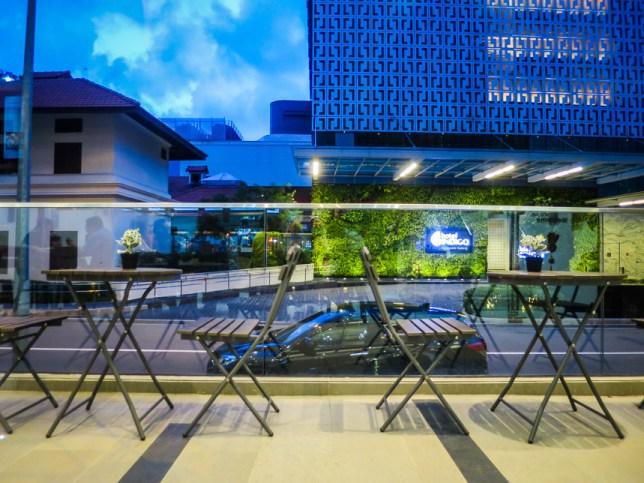 Jin Yu Man Tang Dessert Cafe at The Flow