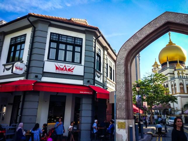 Rumah Makan Minang Indonesian Restaurant