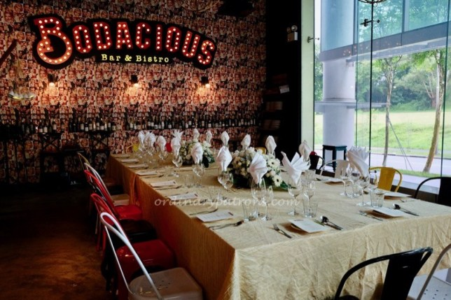 Bodacious nice cafe to chill in Singapore