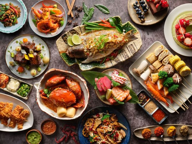 Dinner Buffet at Edge Sees Thai & Korean Cuisines Making a Debut
