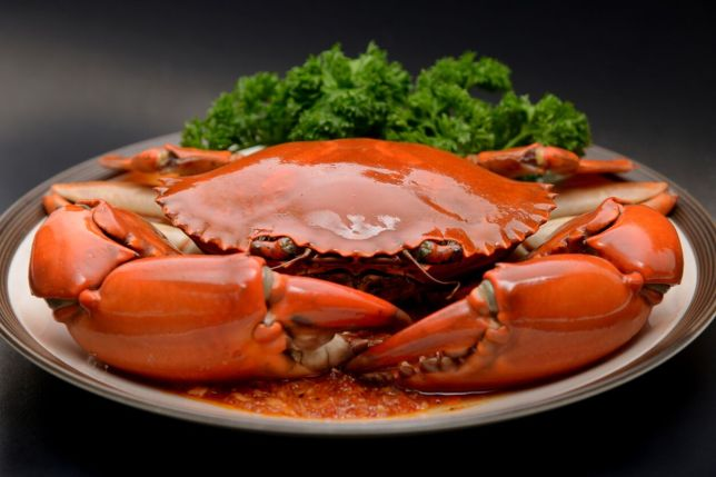 Relish Sri Lankan Giant Crabs at Shang Palace