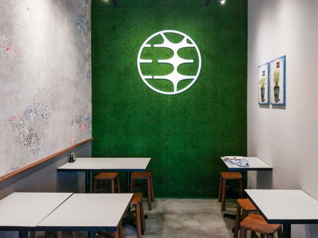 Yang Coffee & Toast - New Cafe at City Gate