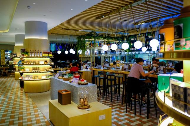 Shang Social Jewel Changi Airport