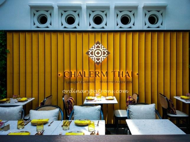 Chalerm Thai - new Thai restaurant