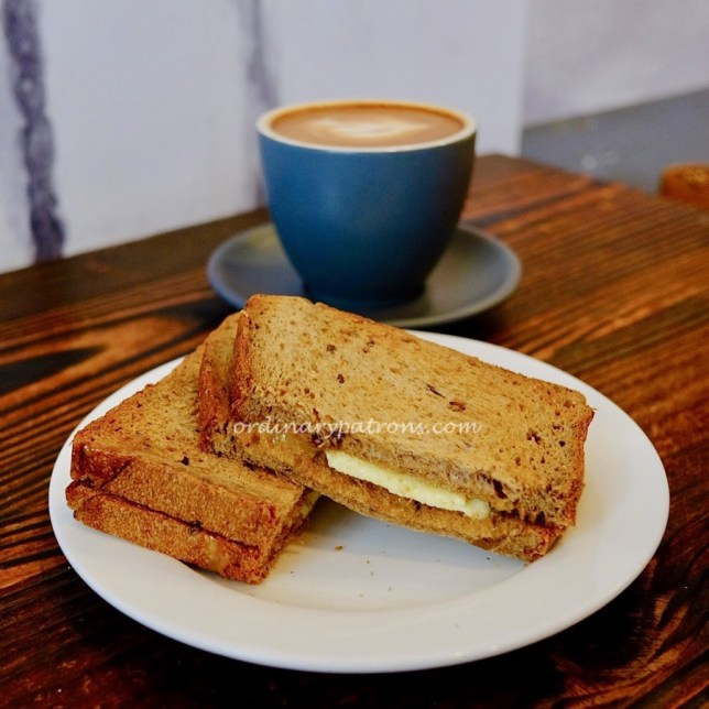 Keong Saik Bakery Kaya Toast