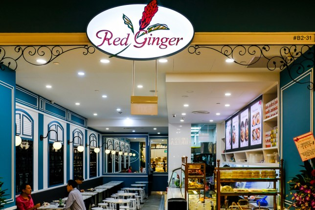 Red Ginger in PLQ