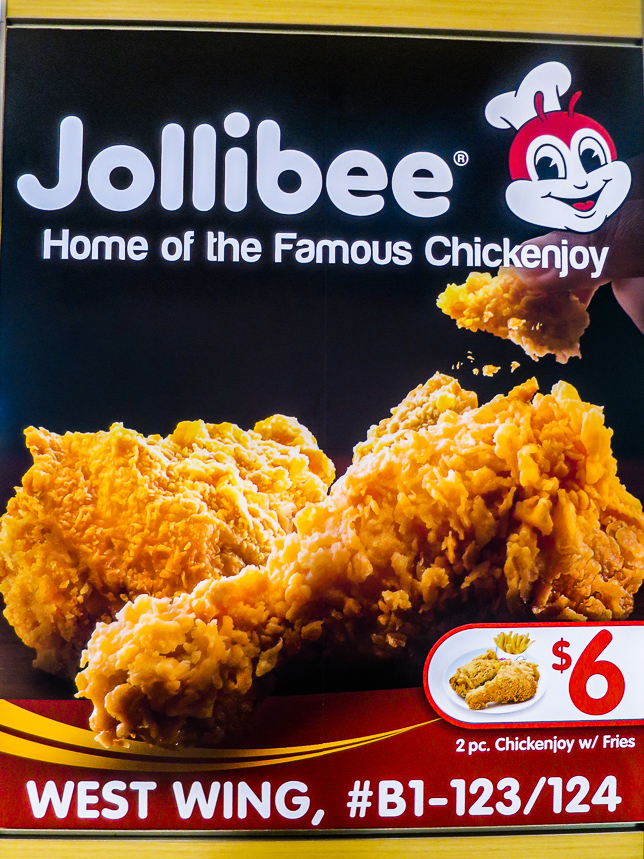Jollibee Suntec City Singapore
