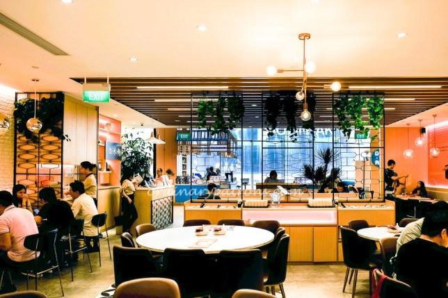 White Restaurant Suntec City - Sembawang White Bee Hoon's new outlet