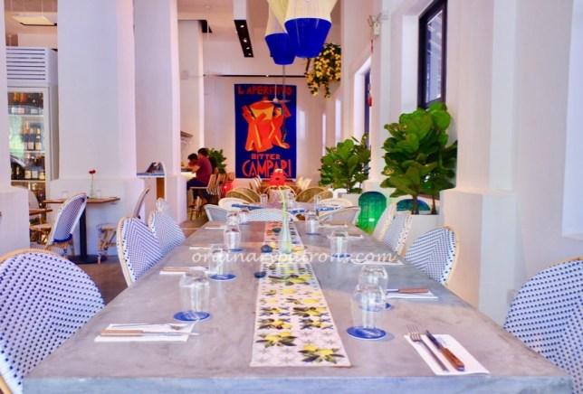 Da Paolo Dempsey Restaurant -